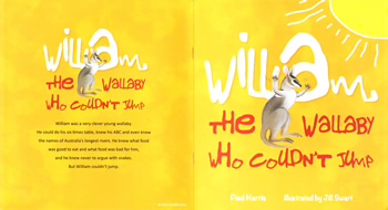 William The Wallaby Who Couldn't Jump